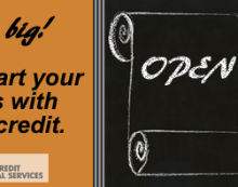 Start a business with bad credit