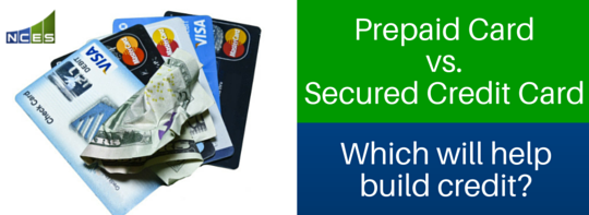 Prepaid Card vs Secured Credit Card… Which Is Best For Building Credit?