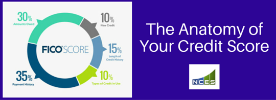 Anatomy of Your Credit Score