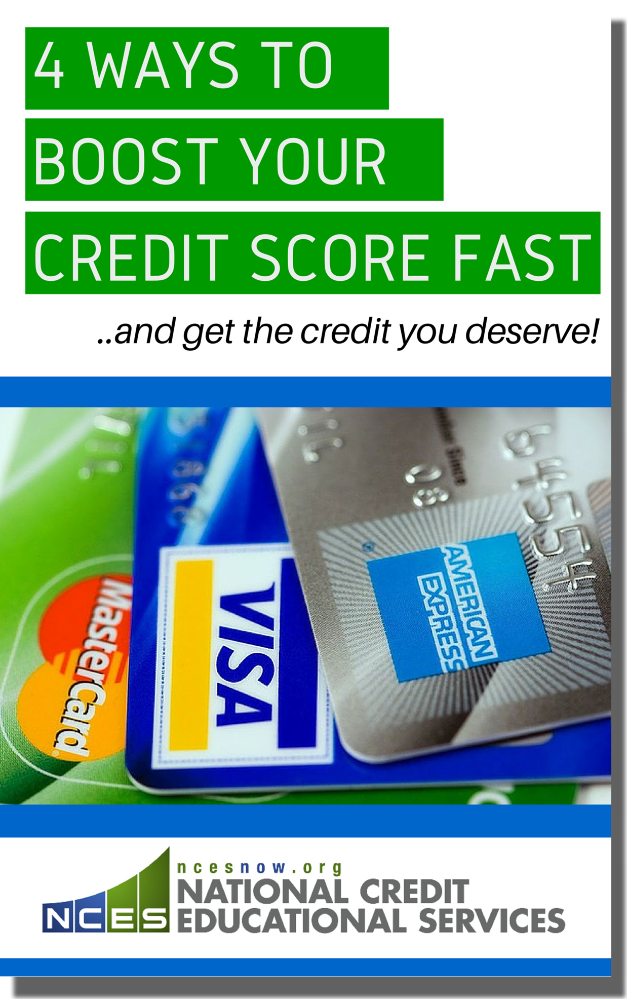 Boost Your Credit Score Cover Image
