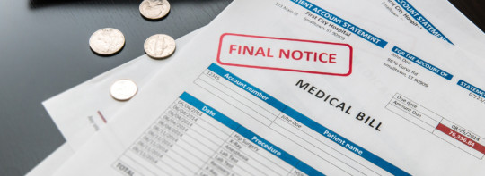 Medical Debt and Your Credit Score